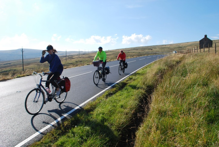 5 Descending Hartside