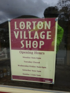 Lorton Village Shop