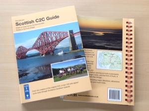 Scottish C2C guide book